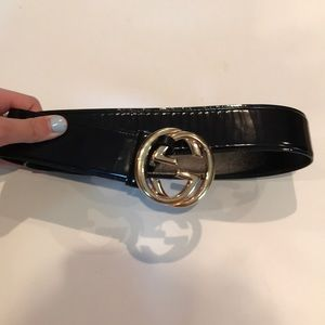 Authentic Vintage Logo Gucci Belt size 75cm /30in